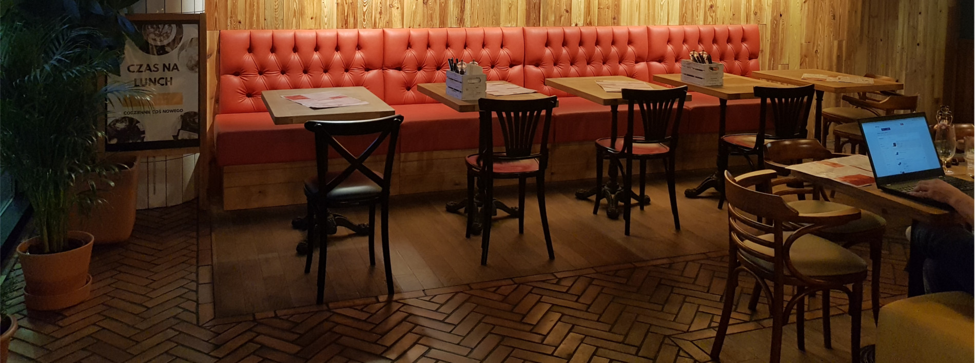 Ceglana Restauracja